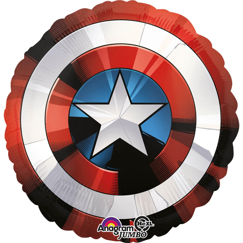 Avengers Schild - Folienballon