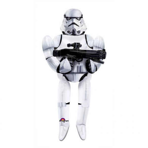AirWalker Storm Trooper Star Wars - Folienballon