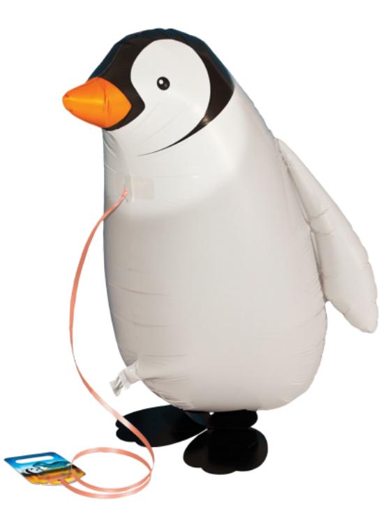 AirWalker Pinguin - Walking Balloon