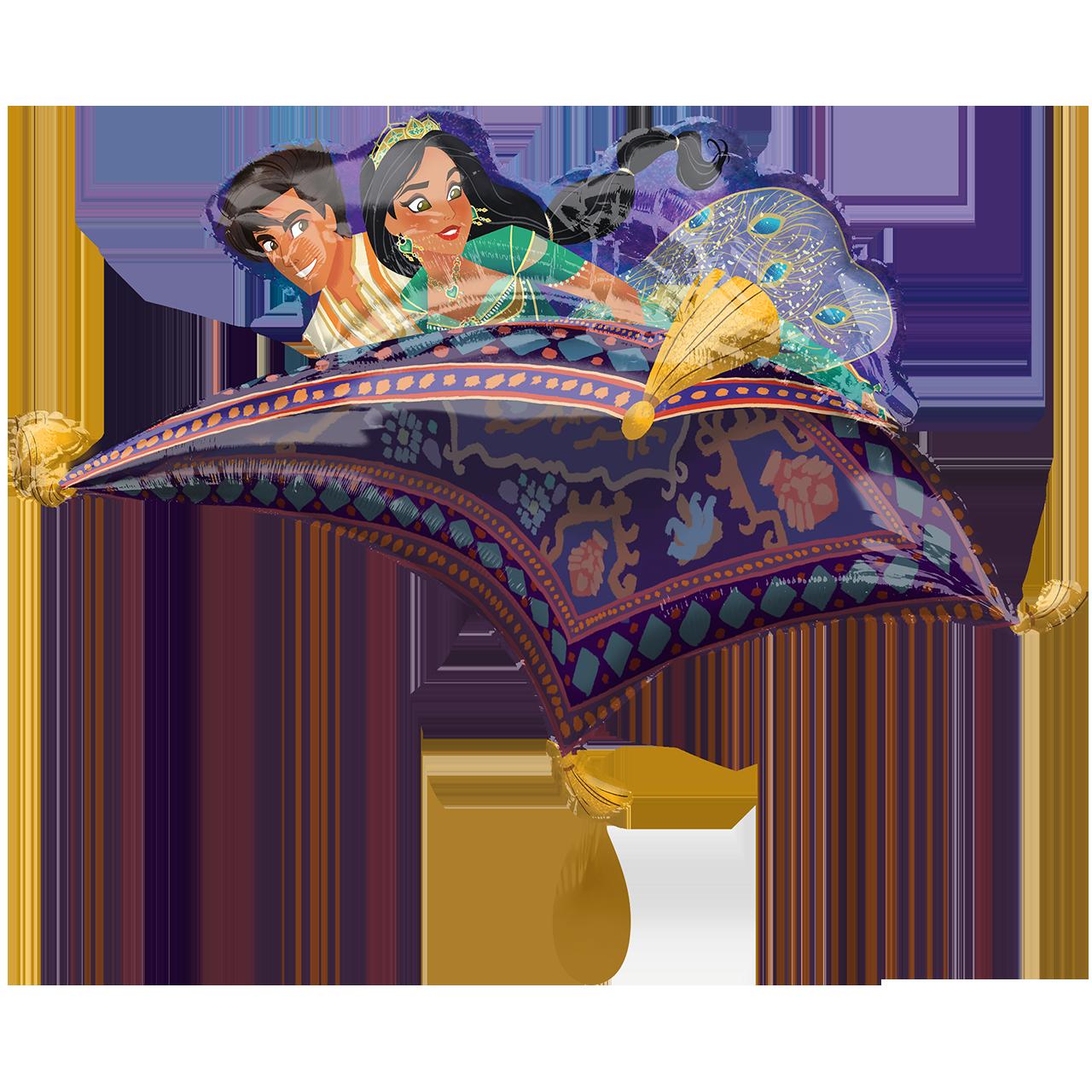 Aladdin-  XXL Folienballon