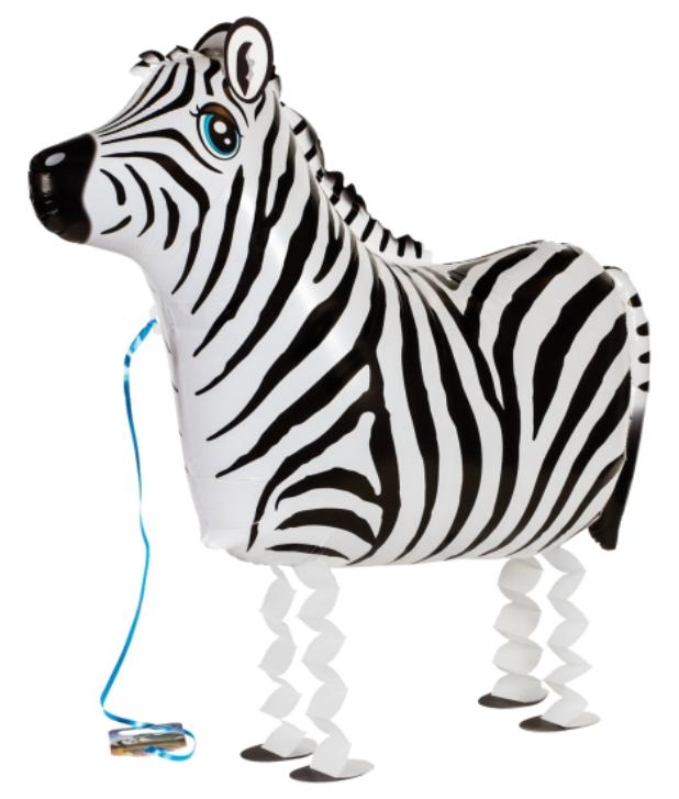 AirWalker Zebra - Walking Balloon