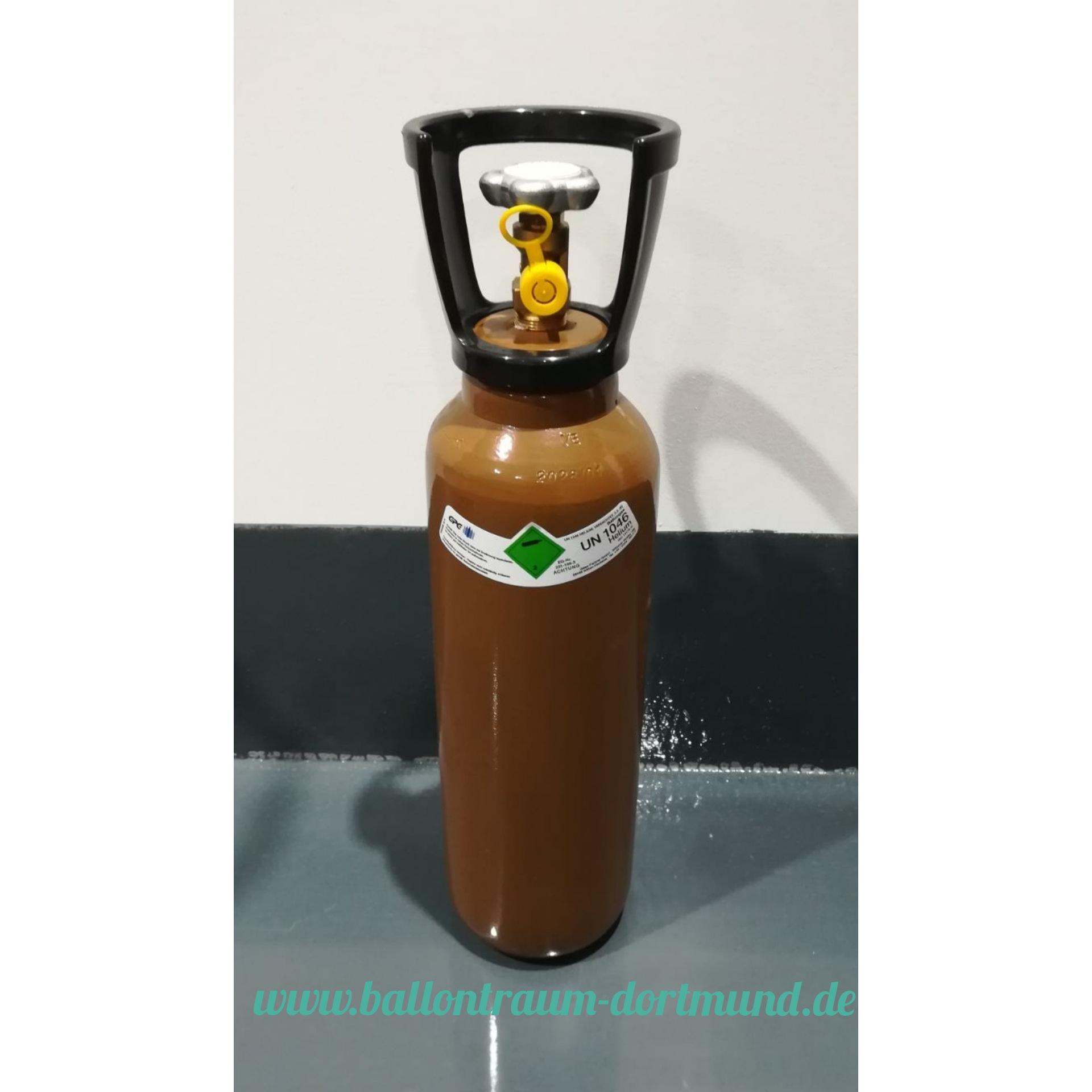 5L Ballongasflasche