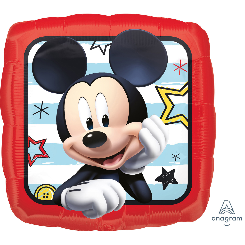 Mickey Roadster Racers - Folienballon