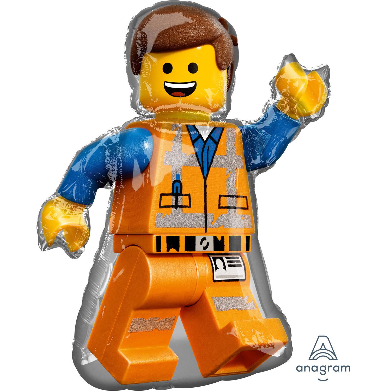The Lego Movie - Folienballon
