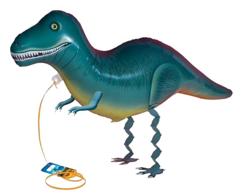 AirWalker Dinosaurier - Walking Balloon