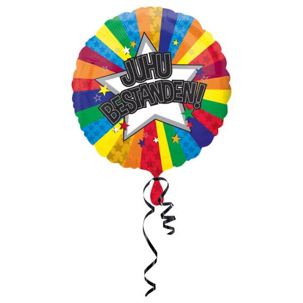 JUHU Bestanden - Folienballon