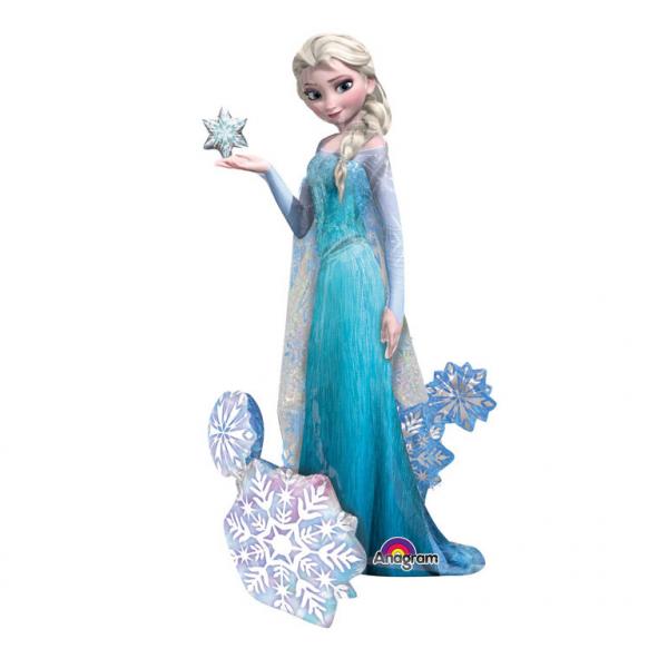 AirWalker Frozen Elsa the SnowQueen - Folienballon