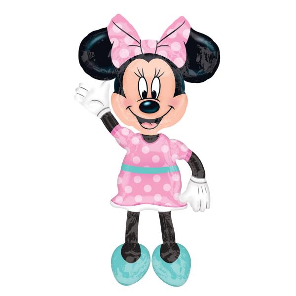 AirWalker Minnie Mouse - Folienballon