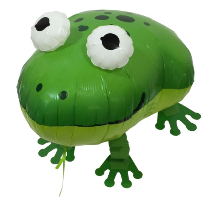 AirWalker Frosch - Walking Balloon