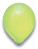 Latex Ballon apfelgrün